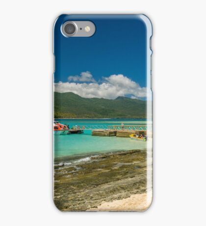 Boarding The Tender iPhone Case/Skin