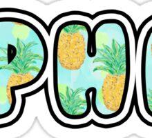 Dphie Sticker