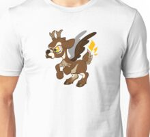 Tiny Furfur - w/ feather wings Unisex T-Shirt
