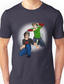 Team Markiplier and Jacksepticeye T-Shirt