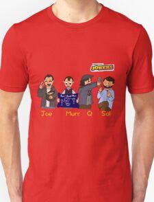 Cartoon Impractical Jokers T-Shirt