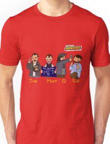 Cartoon Impractical Jokers Unisex T-Shirt