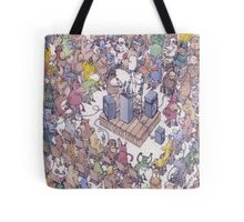Dance Gavin Dance - Acceptance Speech - Pillow  Tote Bag