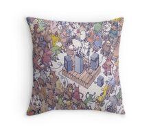 Dance Gavin Dance - Acceptance Speech - Pillow  Throw Pillow