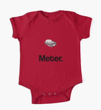 Photography Meter One Piece - Short Sleeve