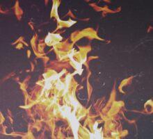 Fire Fire Sticker