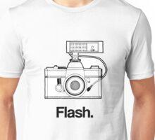 Camera Flash Unisex T-Shirt