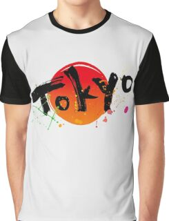 Tokyo of character Graphic T-Shirt