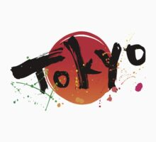 Tokyo of character by ririe