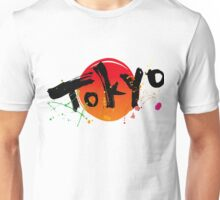 Tokyo of character Unisex T-Shirt