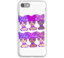 Hairbows iPhone Case/Skin