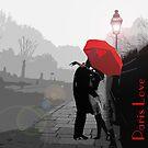 Paris Love #5 by appfoto