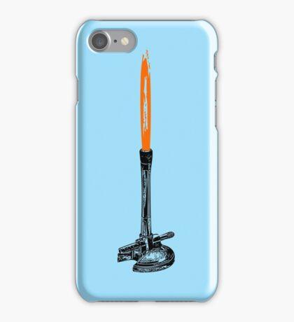 Bunsen Burner iPhone Case/Skin