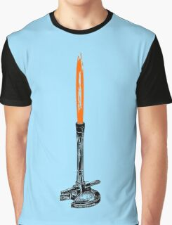 Bunsen Burner Graphic T-Shirt