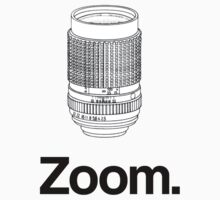 Zoom lens by Denise Grier