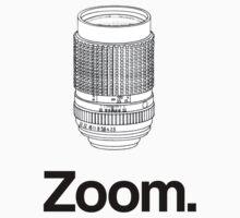 Zoom lens Kids Tee