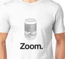 Zoom lens Unisex T-Shirt