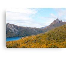 Cradle Mountain Tasmania Australia Canvas Print