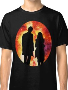 The Doctor and Clara Classic T-Shirt