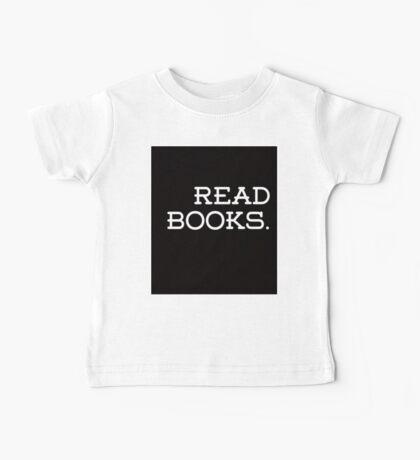 Read Books Baby Tee