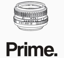 Prime Baby Tee