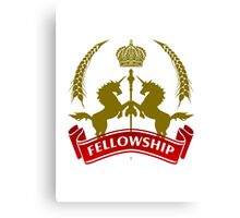 Knight Fellowship Canvas Print