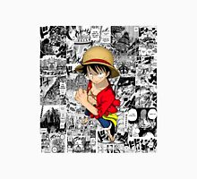 One Piece Luffy Collage Classic T-Shirt