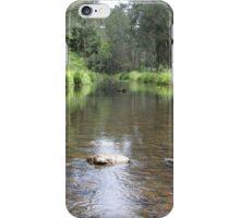 Tallebudgera Creek in the Summertime iPhone Case/Skin