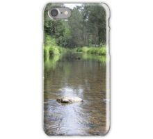 Tallebudgera Creek in the Summertime iPhone Case/Skin