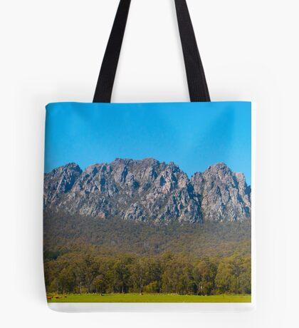 Mount Roland Tasmania Australia Tote Bag
