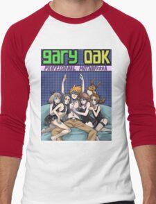 Gary Mother F**KING Oak! Men's Baseball ¾ T-Shirt