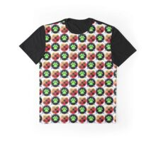 Miraculous Ladybug and Chat Charms Graphic T-Shirt
