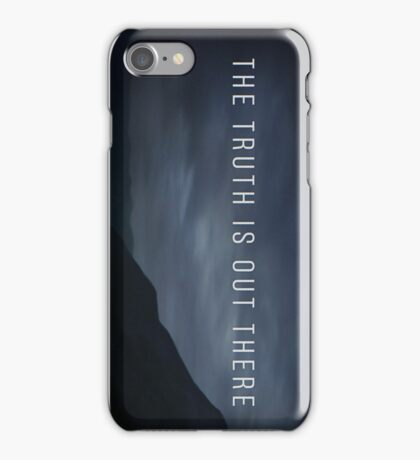 The Truth  iPhone Case/Skin
