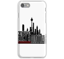 Seattle Skylines iPhone Case/Skin