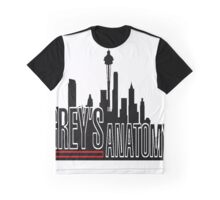 Seattle Skylines Graphic T-Shirt