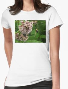 Bees, Please! Womens Fitted T-Shirt