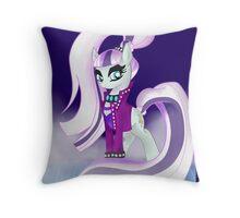 Countess Coloratura Throw Pillow