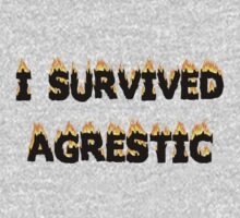 I survived Agrestic by heeheetees