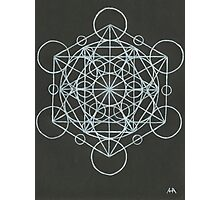 Il glifo di Metatron Photographic Print