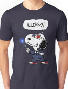 Snoopy Doctor Who Unisex T-Shirt