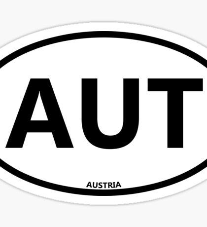 Austria Sticker