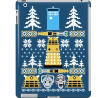 Doctor Who Police Box Ugly iPad Case/Skin