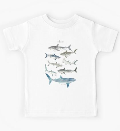 Sharks Kids Clothes