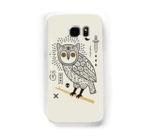 Hypno Owl Samsung Galaxy Case/Skin
