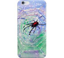 Redback Spider iPhone Case/Skin