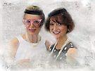 High Fashion Friends by Susan Werby