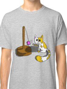 Playful Kitty Classic T-Shirt