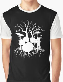 """Live the Beat to the Tempo of Creation"" ~ drum art , version1 Graphic T-Shirt"