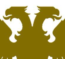 Knight Courage Sticker