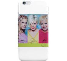 Dixie Chicks by amdya iPhone Case/Skin